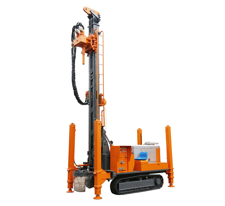 What are the operating skills of the water well drilling rig?